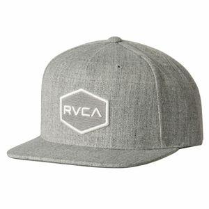 RVCA | Commonwealth SnapbackHat/Hthr Grey/OS
